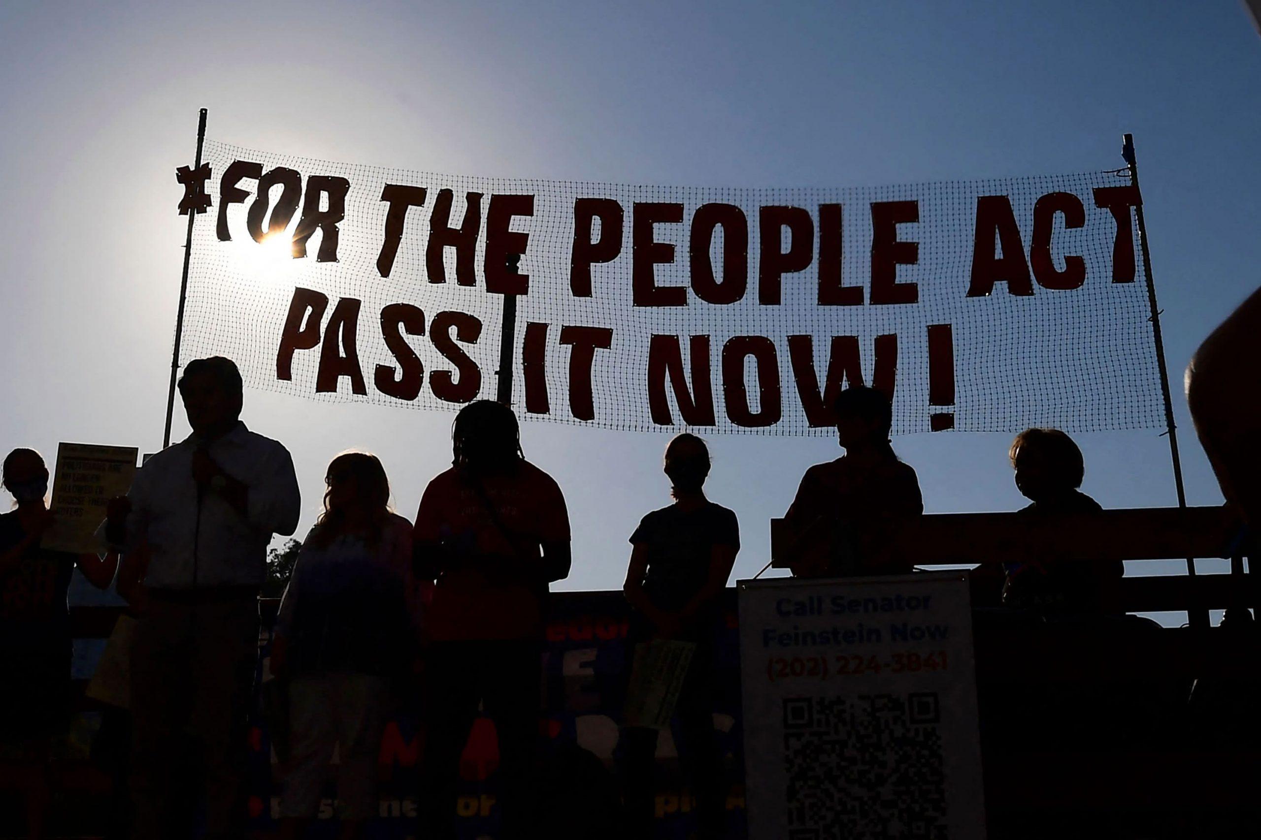 Más de 150 empresas piden al Congreso que fortalezca la Ley de Derecho al Voto