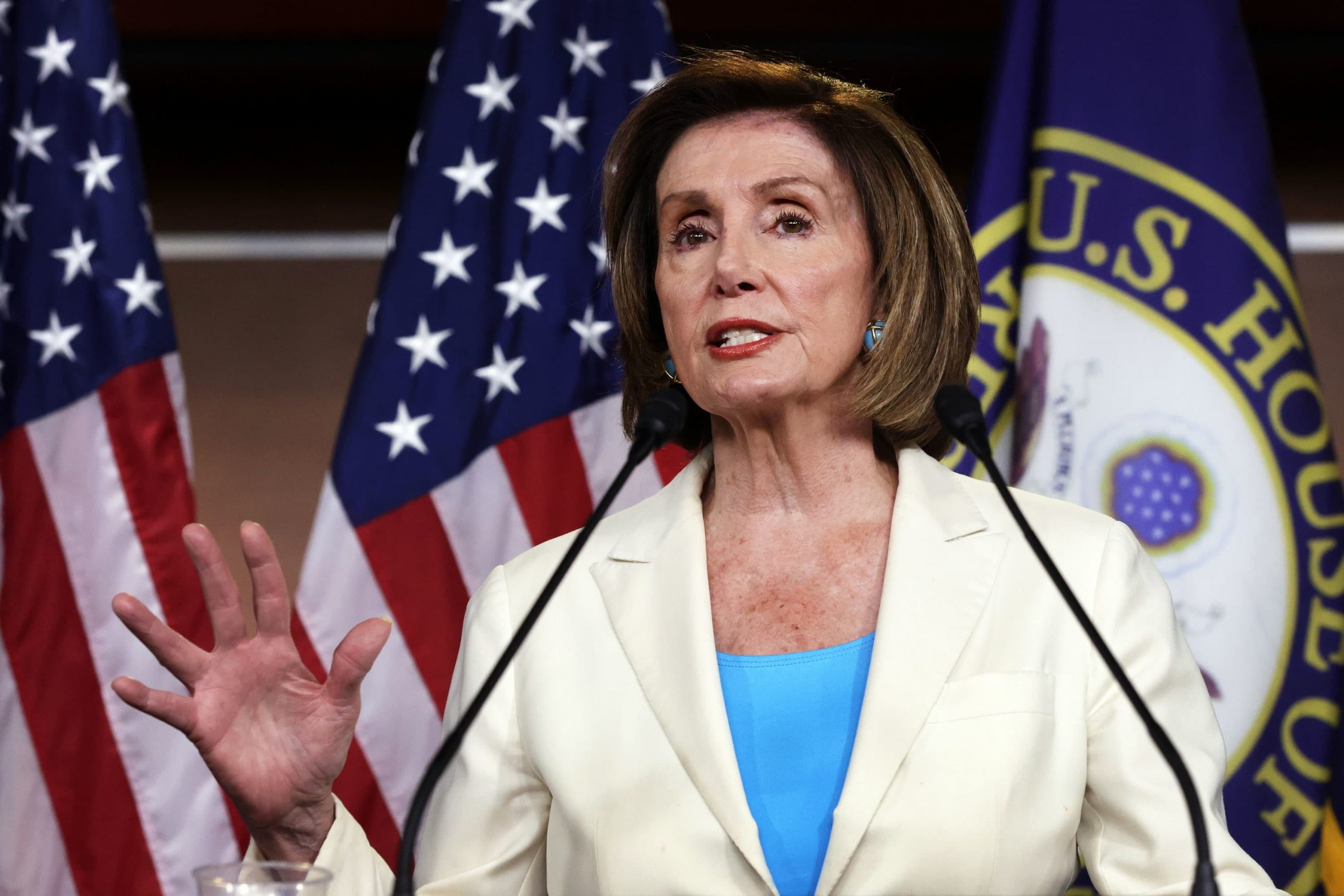 McCarthy amenaza con sacar a los miembros del Partido Republicano del comité de la Cámara de Representantes del 6 de enero después de que Pelosi rechazara a los aliados de Trump, Jordan y Banks