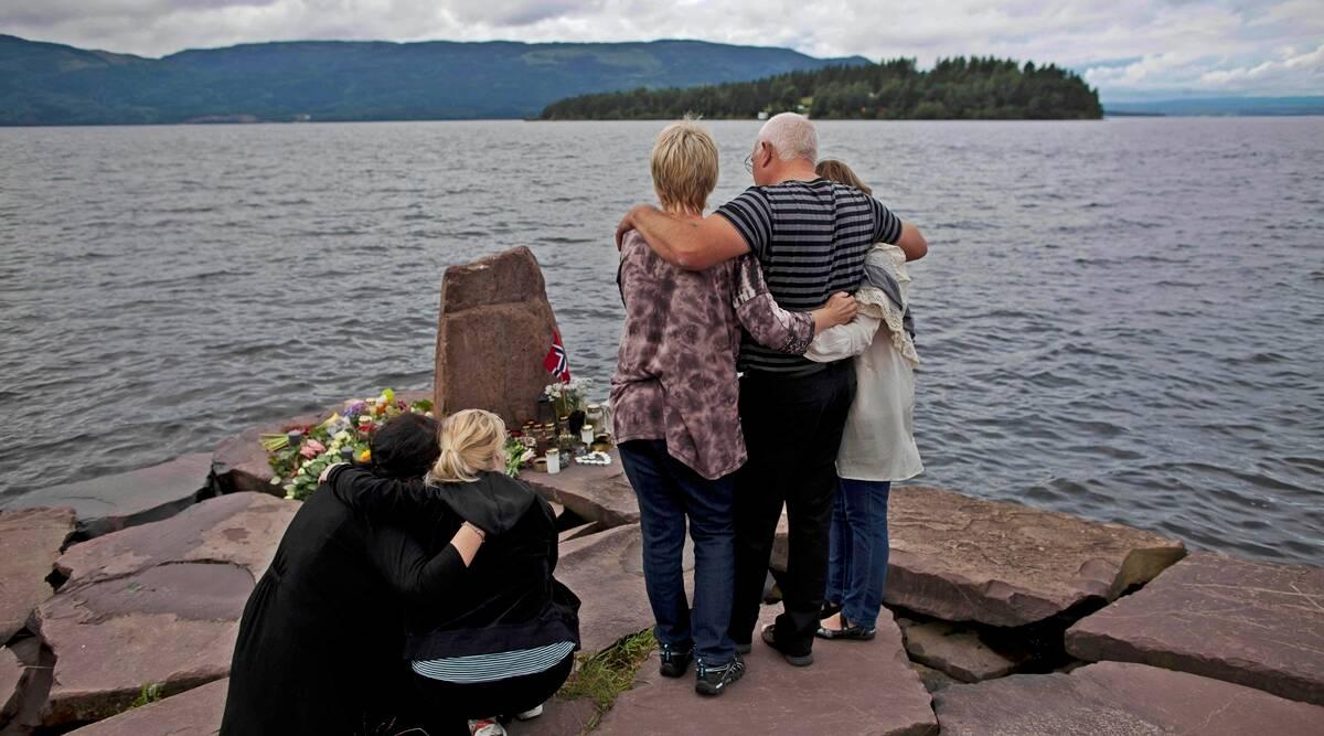 Memorial divide a los sobrevivientes 10 años después de la masacre de Noruega