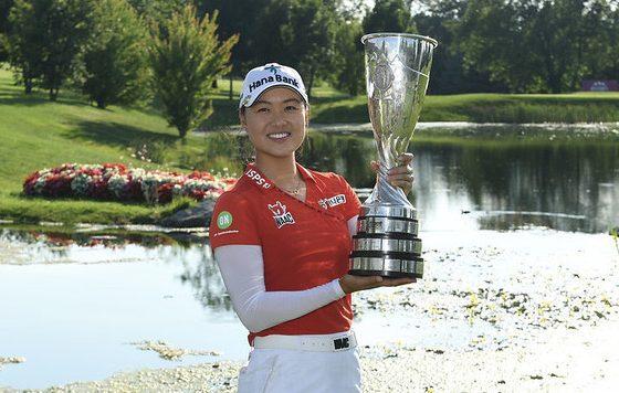 Minjee Lee viene de siete detrás para ganar el Evian Championship - Noticias de golf    Revista de golf