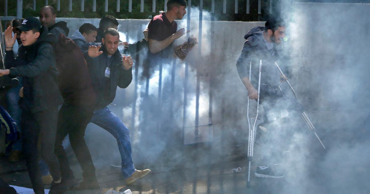 Palestino golpeado antes de morir bajo custodia israelí, dice la familia