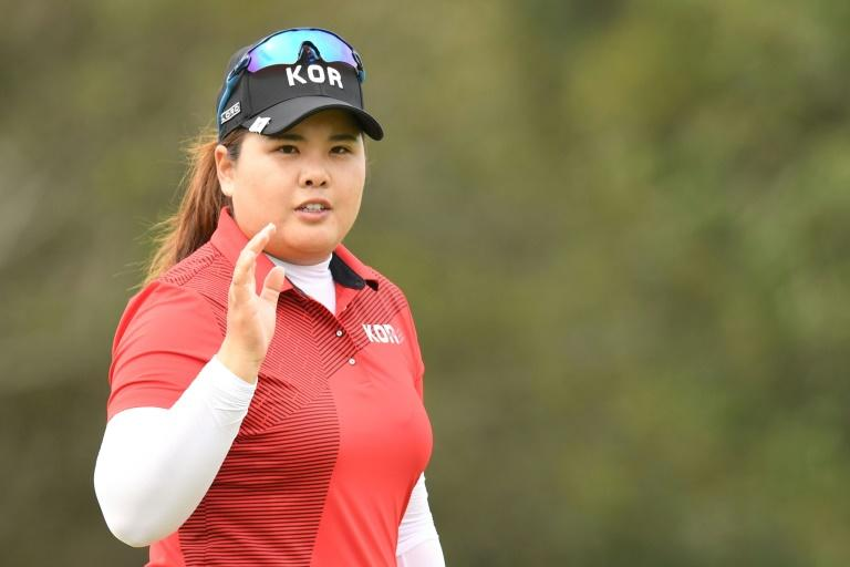 Park 'Silent Assassin' disfruta de su segunda oportunidad de gloria en el golf olímpico