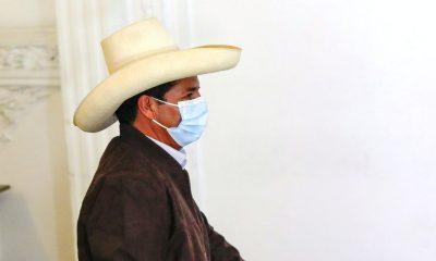 Perú tiene un nuevo presidente, el cuarto en cinco años, ¿quién es Pedro Castillo?