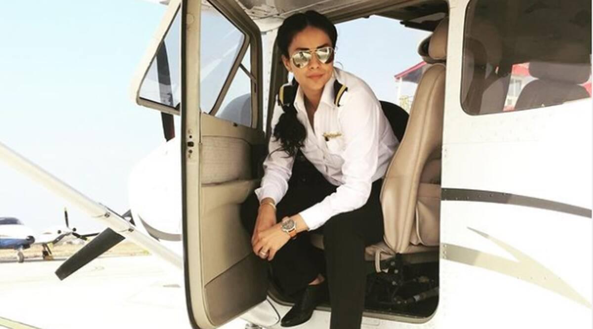 Gul Panag, Gul Panag inspiration, how to achieve goals, gul panag flying license, gul panag news, indianexpress.com, indianexpress,