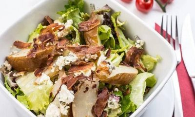 Caesar salad, make caesar salad at home, Chef Kirti Bhoutika makes Caesar Salad, Kirti Bhoutika on instagram, eat healthy food, home cooked meals, indianexpress.com