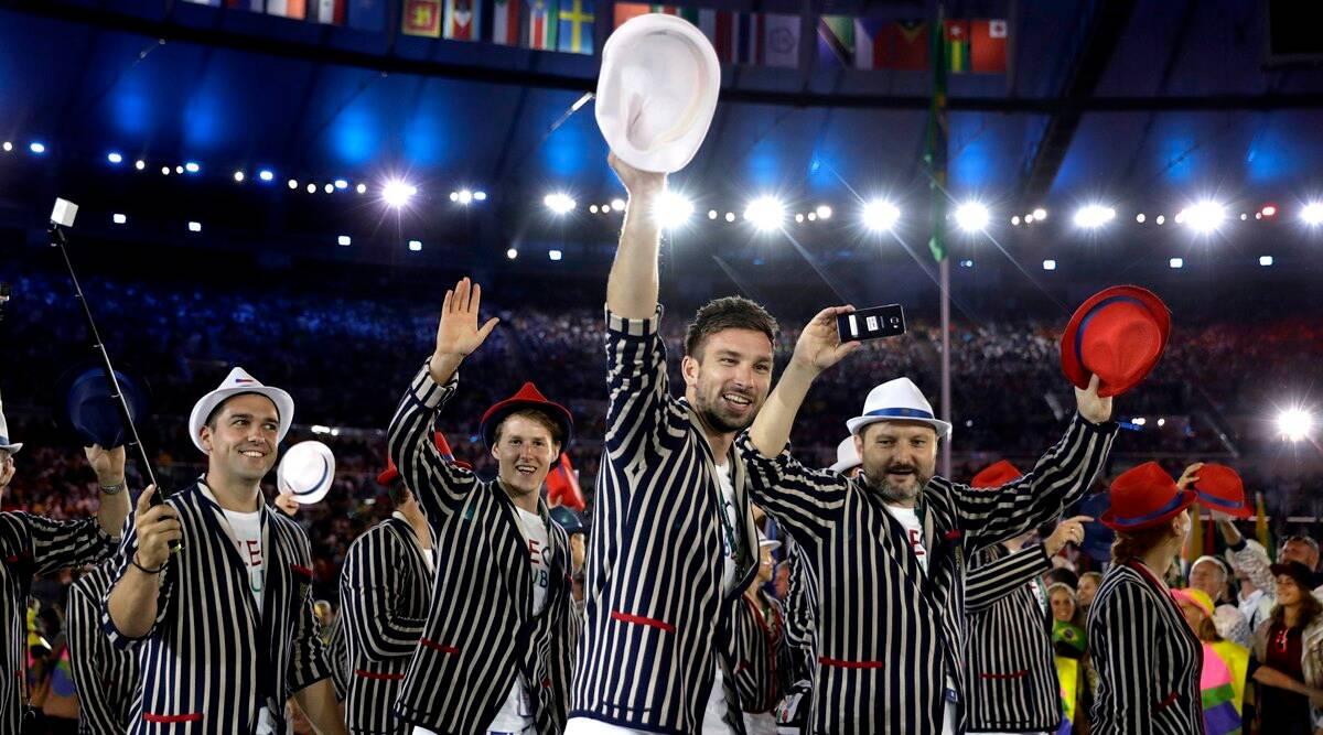 Tokyo Olympics, Tokyo Olympics uniforms, Tokto Olympics 2021