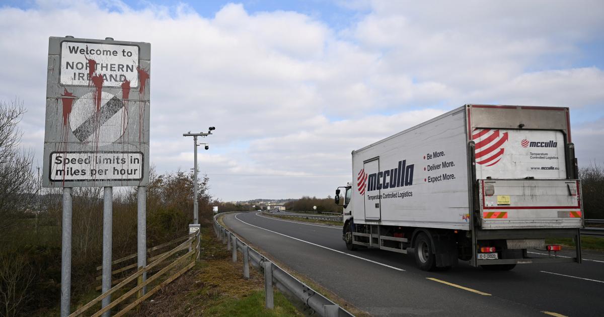Reino Unido exige un nuevo acuerdo comercial posterior al Brexit para Irlanda del Norte