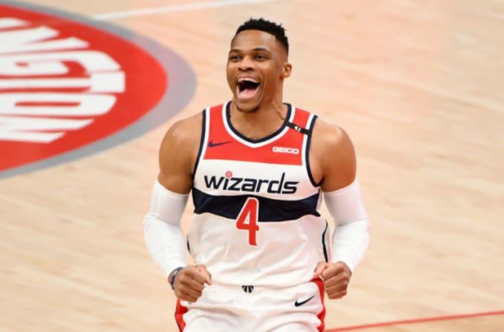 Rumores de intercambio de la NBA: Los Lakers están negociando un acuerdo de firma e intercambio de Russell Westbrook con Wizards