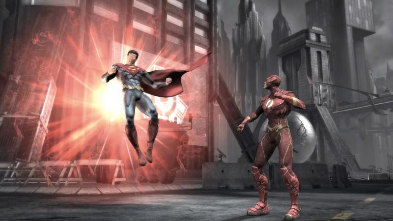 Se anuncia la película Injustice: Gods Among Us