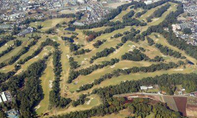 Se espera que el tifón golpee cerca de Tokio el martes y podría provocar un comienzo empapado en la competencia olímpica de golf masculino.