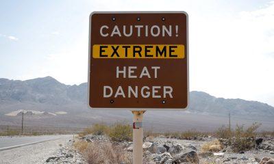 Se esperan temperaturas sofocantes en los EE. UU. La próxima semana a medida que el domo de calor desciende en el Medio Oeste y las Grandes Llanuras