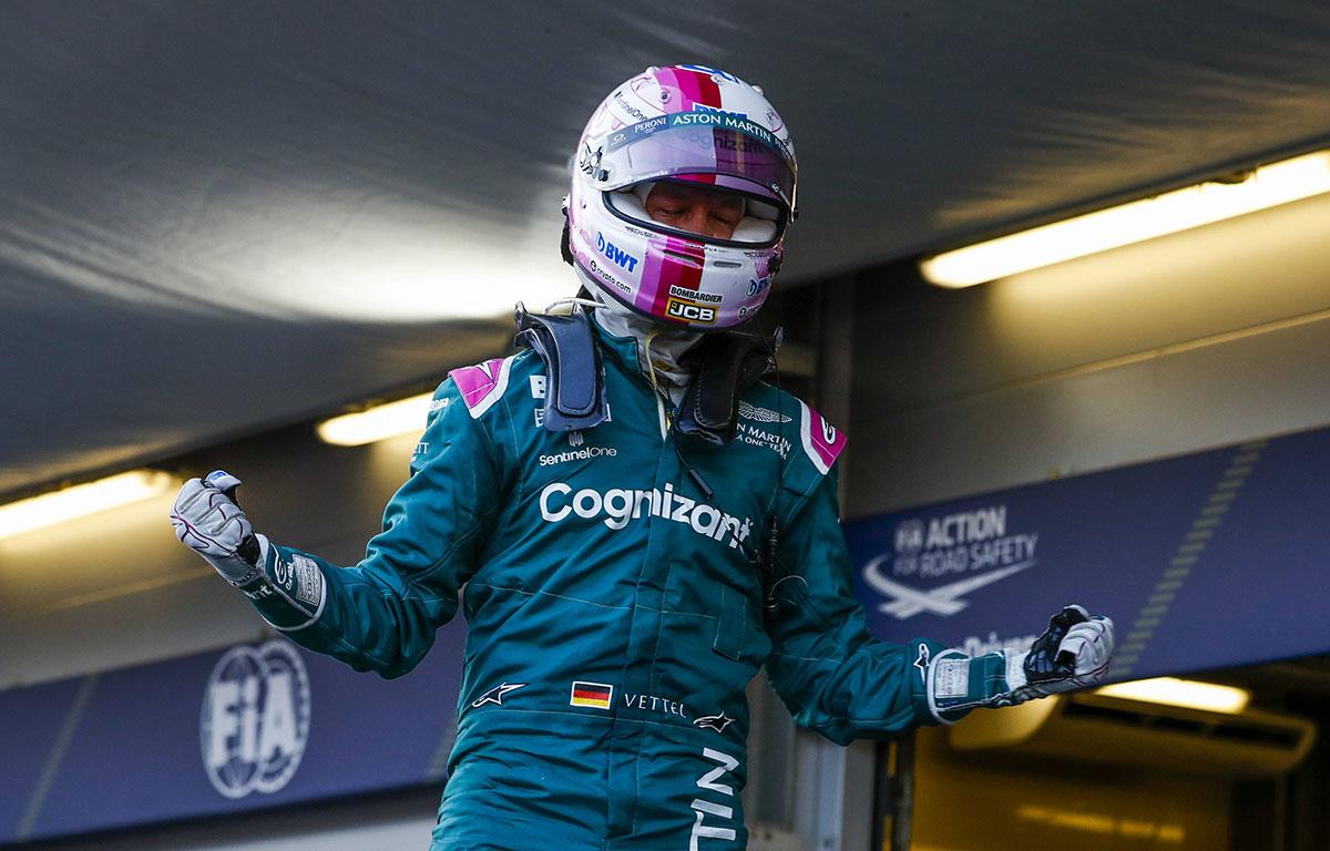 Sebastian Vettel espera una 'carrera adecuada' en Silverstone
