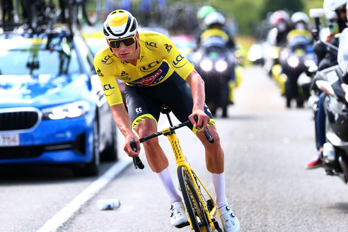 Séptima etapa del Tour de Francia EN VIVO: Vierzon a Le Creusot