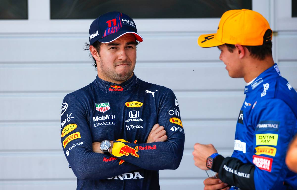 Sergio Pérez con el objetivo de recuperarse después de la carrera para olvidar