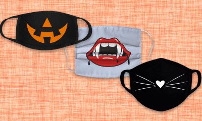 Solo 20 ideas de disfraces de Halloween que funcionan perfectamente con máscaras faciales