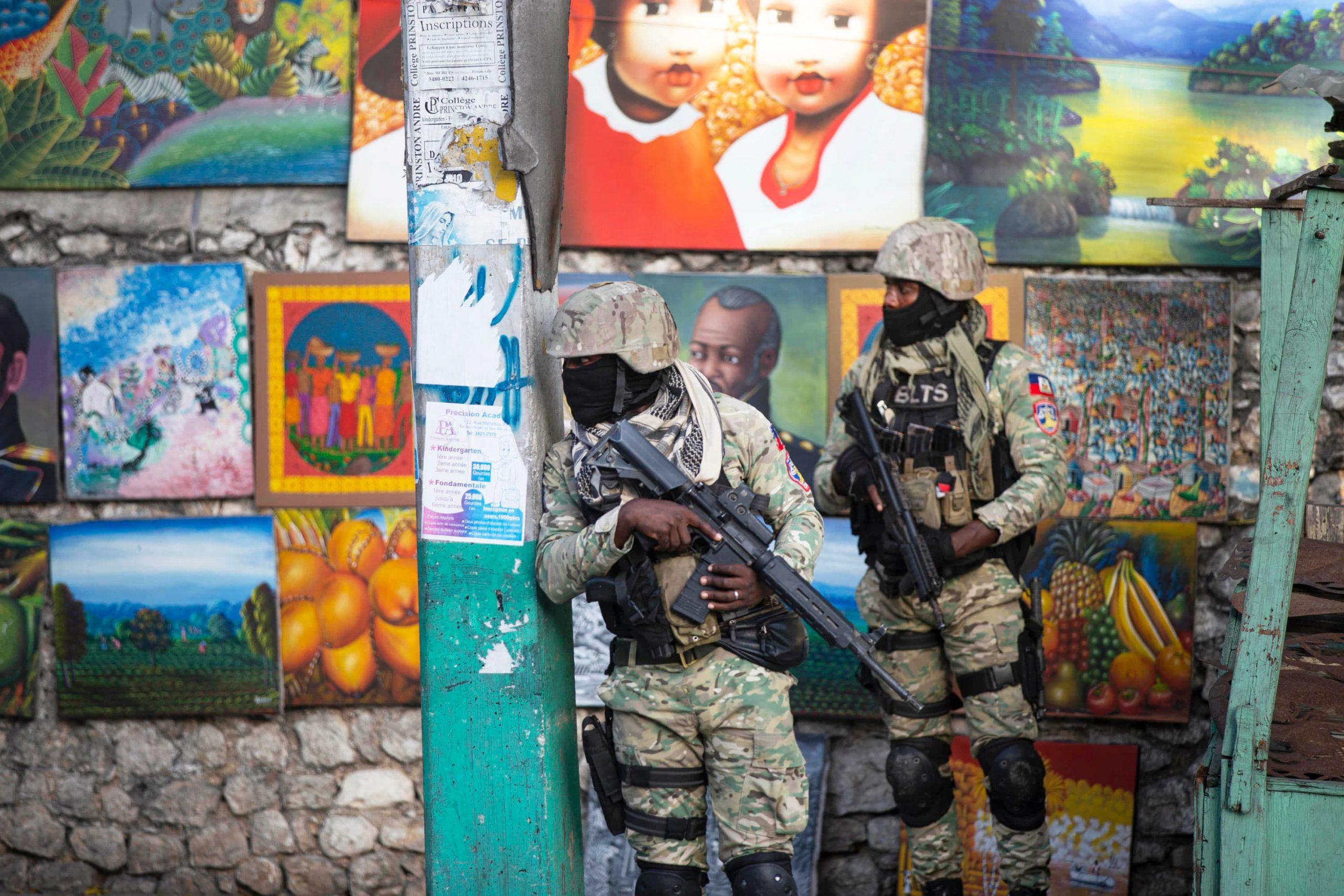 Sospechoso del asesinato del presidente haitiano trabajó como fuente confidencial de la DEA