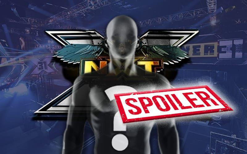 Spoilers de grabación de WWE NXT para el episodio del 3 de agosto