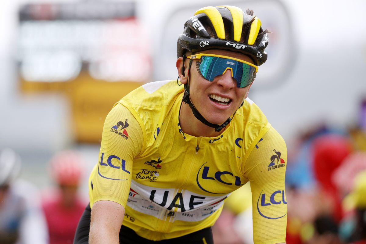 Tadej Pogačar expresa confusión ante las 'extrañas' tácticas de los rivales del Tour de Francia