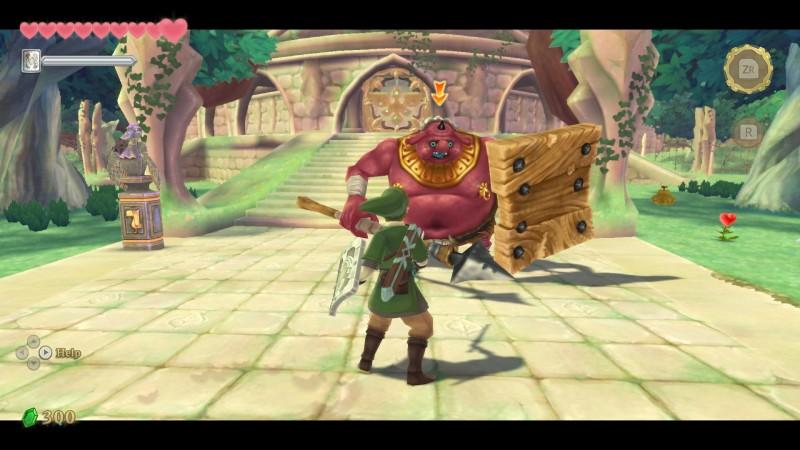 The Legend of Zelda: Skyward Sword HD Review - Un diamante enterrado en bruto