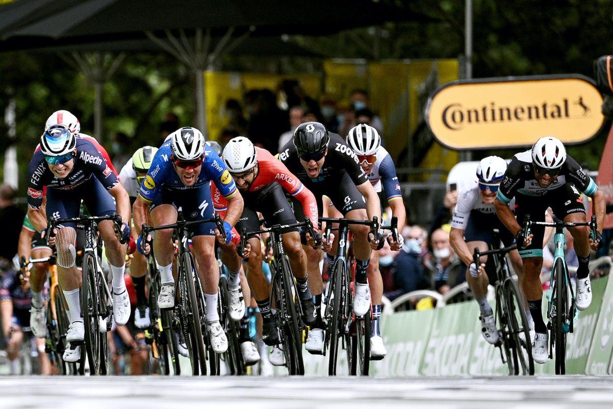 Tour de Francia etapa seis EN VIVO: Tours a Châteauroux