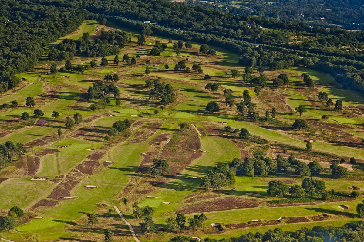 Trofeo Walton Heath, día dos: Rhys ocupa el primer puesto - Noticias de golf |  Revista de golf