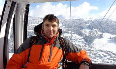 El turista Yevgeny Starkov, de 42 años, estaba con un grupo que comenzaba a empacar sus tiendas de campaña cuando el oso se abalanzó sobre él, lo atacó y se lo comió en un parque nacional en Rusia.