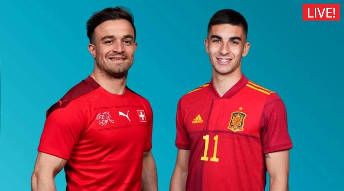 UEFA EURO 2020, Suiza vs España Live Score Streaming: Comienza la batalla por las semifinales