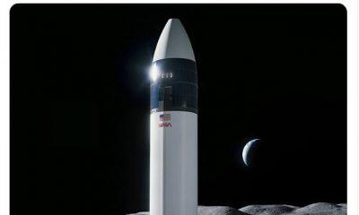 La protesta de Blue Origin contra la decisión de la NASA de adjudicar un contrato para construir el módulo de aterrizaje lunar para la misión Artemis a una sola empresa fue rechazada el viernes por la Oficina de Responsabilidad del Gobierno de EE. UU. (GAO).