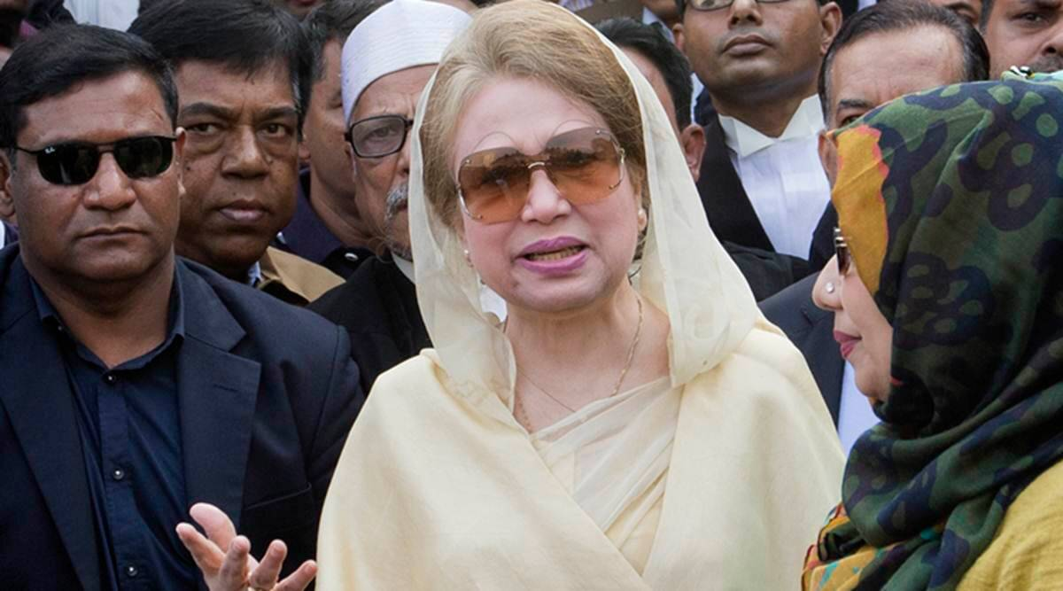 Bangladesh government: Opposition leader Khaleda Zia can't contest polls