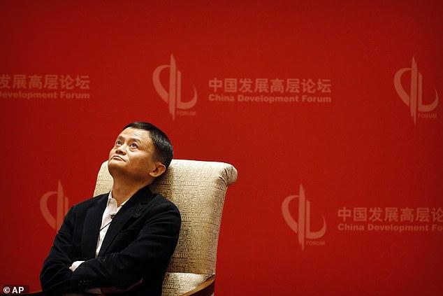 Jack Ma desapareció durante tres meses y se vio afectado por investigaciones que han borrado más de $ 100 mil millones del valor de su imperio después de que criticara al sector financiero de China.