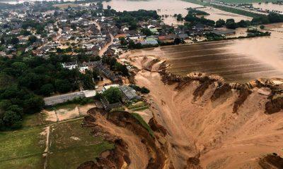¿Sobrevivirán estos lugares a un colapso?  No apuestes por eso, dicen los escépticos