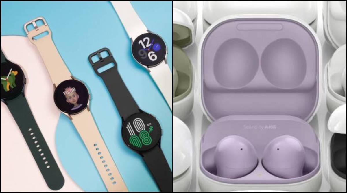 Samsung, Samsung Galaxy Watch, Samsung Galaxy Buds,