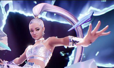 Ariana Grande se une a 'Fortnite' para el evento 'Rift Tour'