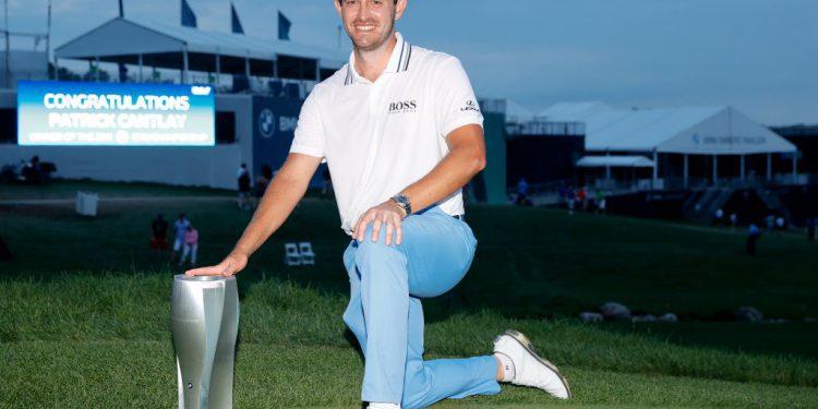 Cantlay supera a DeChambeau para reclamar el Campeonato de BMW después de la eliminatoria de maratón - Golf News |  Revista de golf
