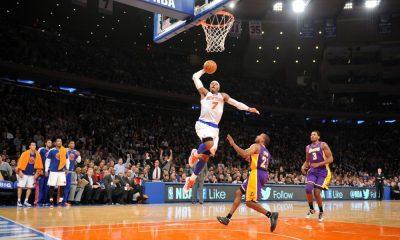 Carmelo Anthony se unirá a Los Angeles Lakers en un contrato de 1 año