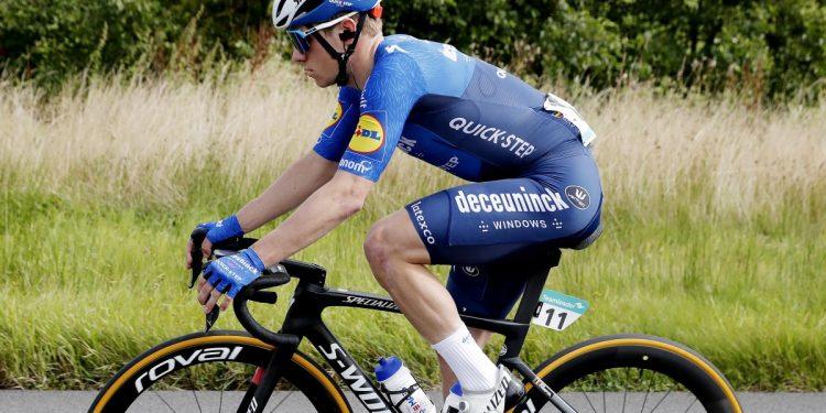 'Deberías darte cuenta de tu error': le grita Remco Evenepoel a Gianni Vermeersch tras la primera etapa del Benelux Tour 2021