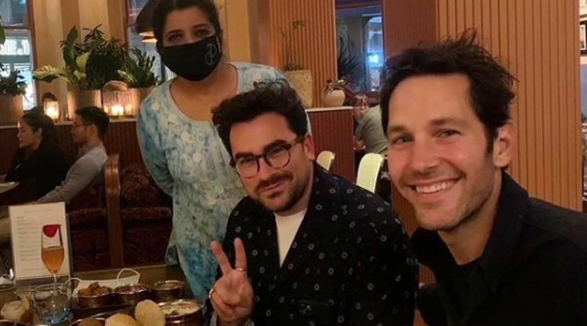 Paul rudd, daniel levy, asma khan