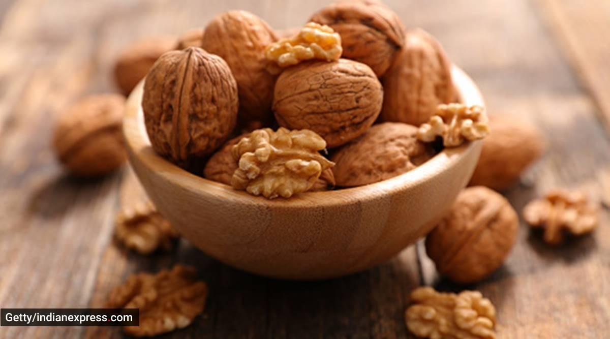 walnut, walnut benefits, walnuts study