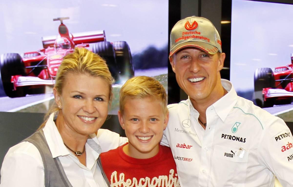 El documental de Michael Schumacher es 'emocionante' de ver, dice Mick