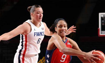 El equipo femenino de baloncesto de EE. UU. Venció a Francia para alcanzar los cuartos de final en Tokio
