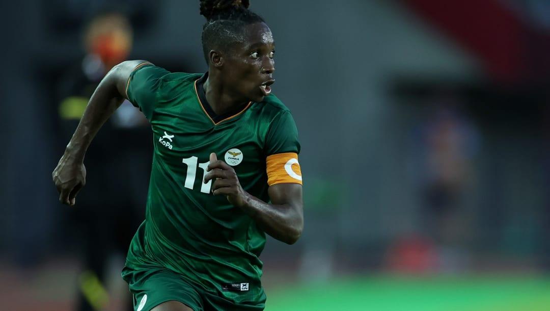 El futuro del goleador de Zambia, Babra Banda.