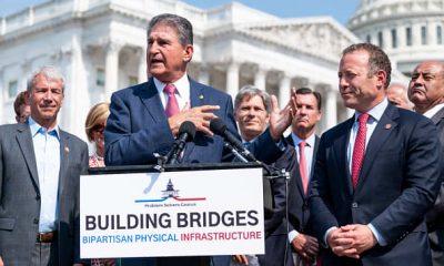 Esto es lo que sigue para el proyecto de ley de infraestructura bipartidista de $ 1 billón