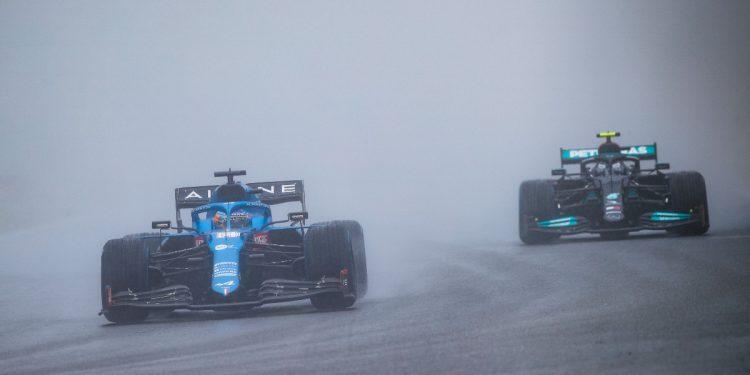Fernando Alonso aclara que nadie tiene la culpa del desastroso GP de Bélgica