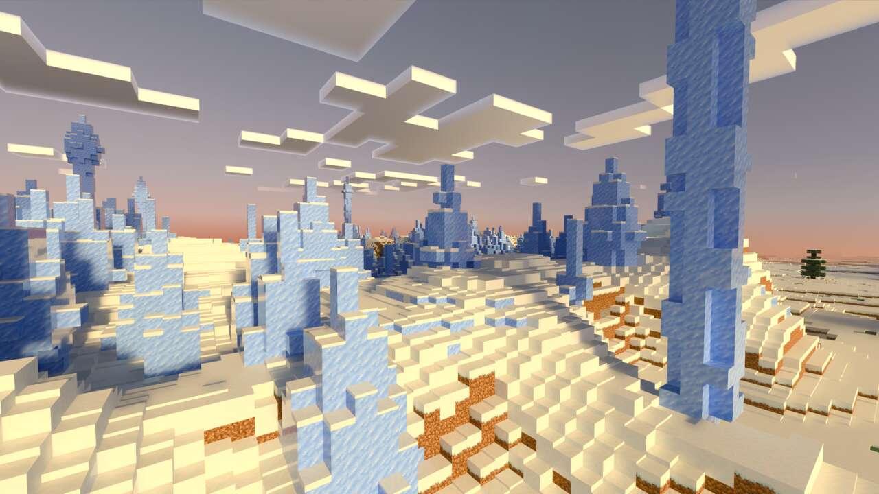 Guía de biomas de Minecraft: todos los biomas fríos, húmedos y extraños