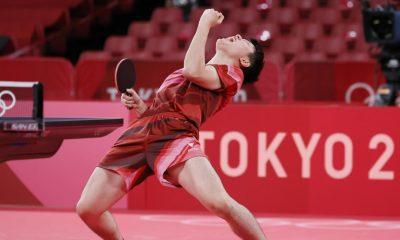 HARIMOTO Tomokazu - Cosas que debe saber sobre la estrella japonesa del tenis de mesa