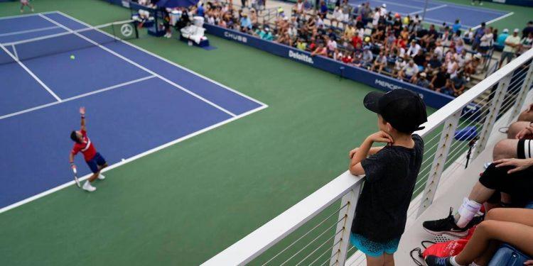 Incluso cuando aumentan los casos de Covid-19, el US Open y otros eventos dan la bienvenida a los fanáticos