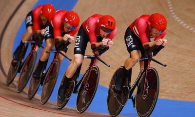 Juegos Olímpicos de Tokio 2020: el mundo del ciclismo reacciona a la cinta de pierna 'aero' de persecución por equipos de Dinamarca