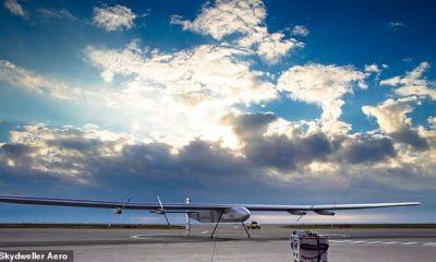 La Marina de los EE. UU. Está desarrollando un avión sin piloto impulsado por energía solar que puede volar durante 90 días a la vez, ya que vigila de cerca los barcos navales que se encuentran debajo o actúa como una plataforma de retransmisión de comunicaciones.