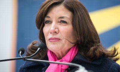La vicegobernadora de Nueva York Hochul dice que cree que los acusadores de Cuomo califica su comportamiento de 'repulsivo e ilegal'