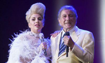 Lady Gaga y Tony Bennett finalmente dejan caer la secuela de mejilla con mejilla que el mundo necesita